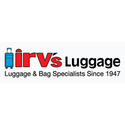 Irv's Luggage Coupons 2016 and Promo Codes