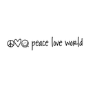 PeaceLoveWorld Coupons 2016 and Promo Codes